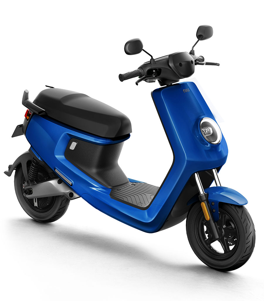 MQi Sport Elektrische Scooter