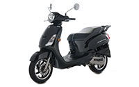 Benzinescooter (25 km/u)